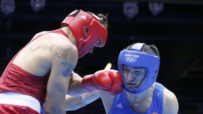 «Украина опозорилась перед мировым сообществом»: членов сборной России по боксу задержали на границе