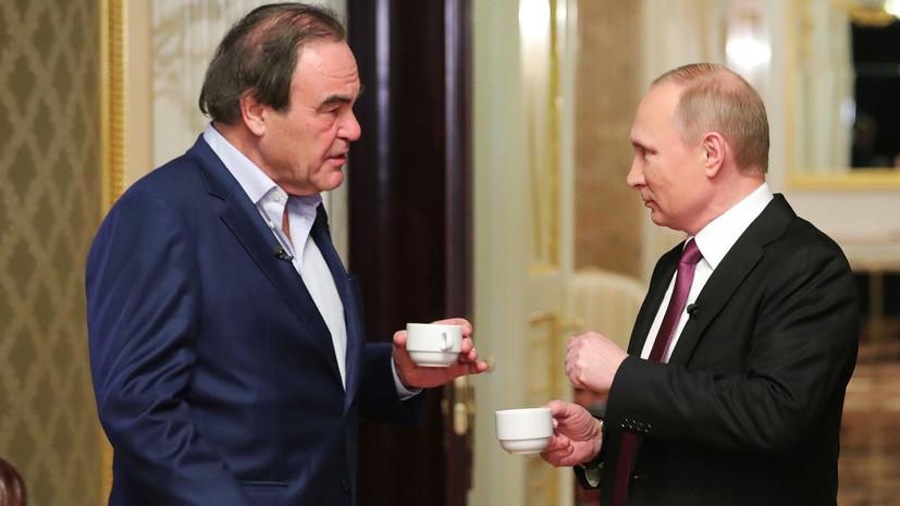 Как западные критики приняли фильм о президенте России