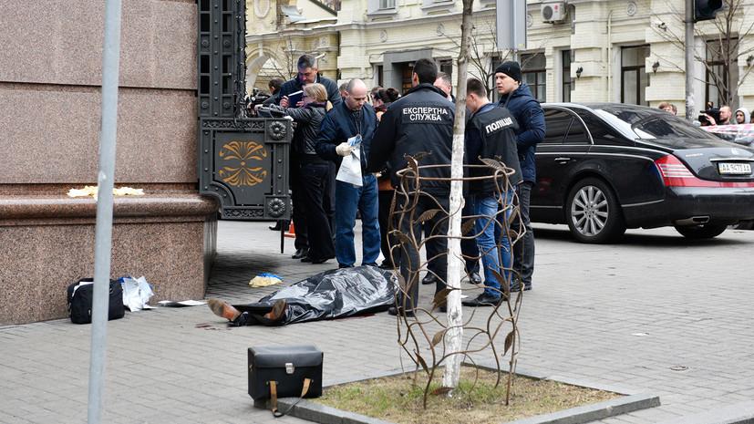 След в «Правом секторе»: что может рассказать подозреваемый в убийстве экс-депутата Госдумы Вороненкова