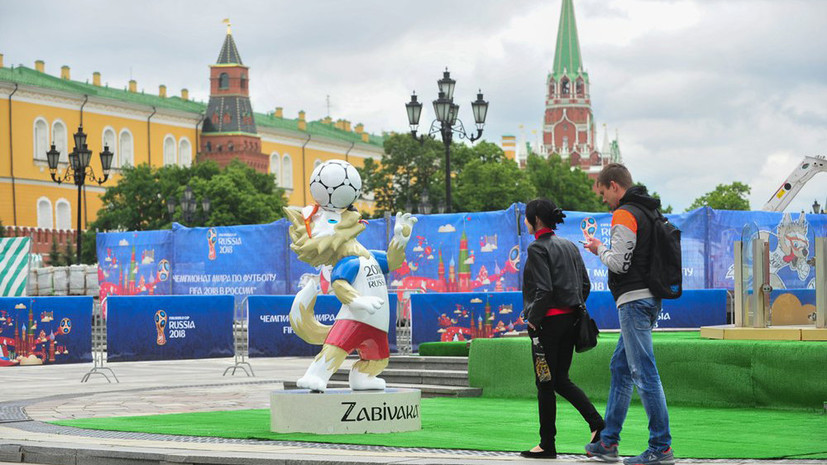 Снимок Пеле и Овечкина, такси за 50 тыс. рублей и робот-оракул: сутки до старта Кубка конфедераций