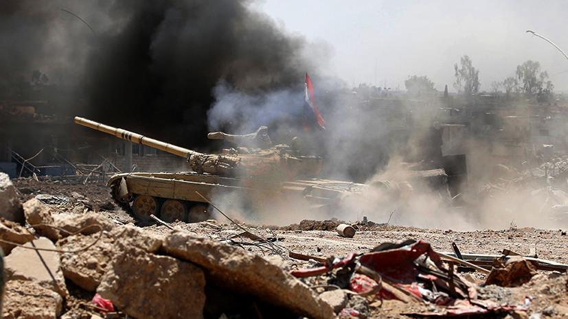 Подпольное «государство»: почему боевики ИГ останутся в Мосуле после его освобождения