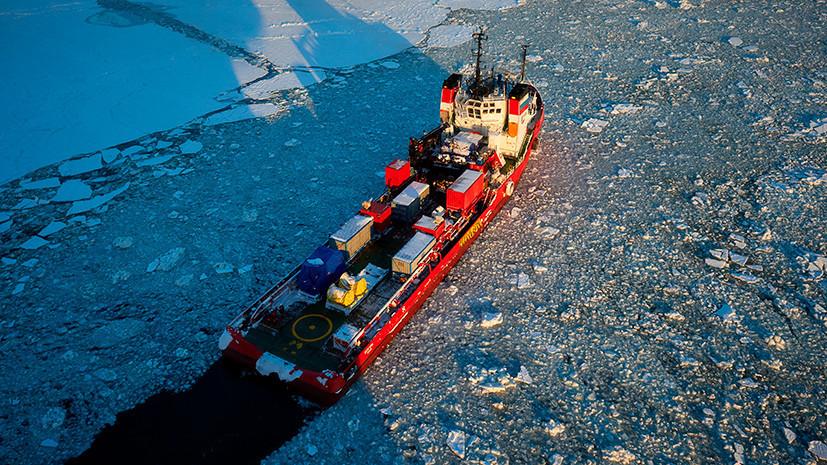 Щедрый шельф: «Роснефть» обнаружила первое нефтяное месторождение в Восточной Арктике