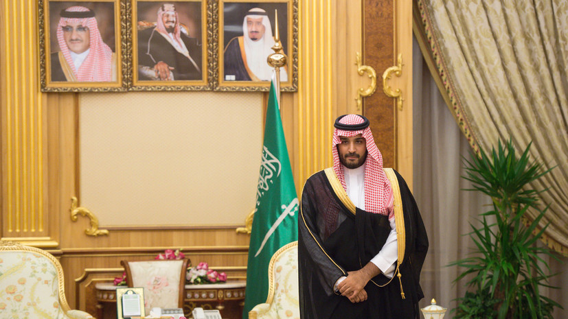 почему саудовский король поменял своего наследника»