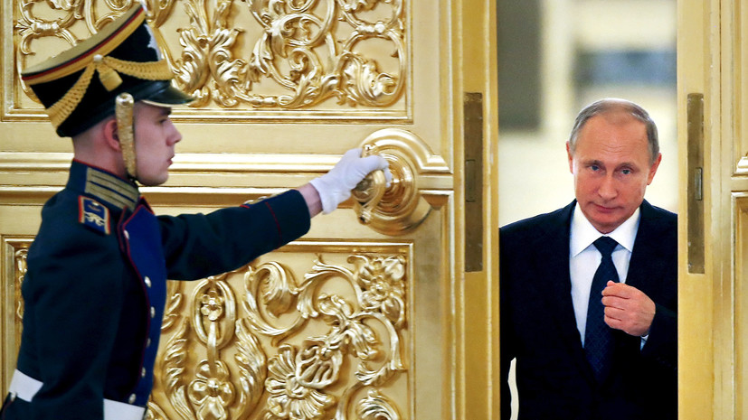 Путин рассказал об особенностях работы в нелегальной разведке