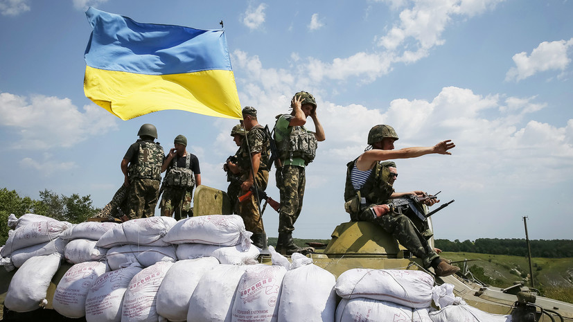 Тридцать минут тишины: почему Киев не соблюдает «хлебное перемирие» в Донбассе