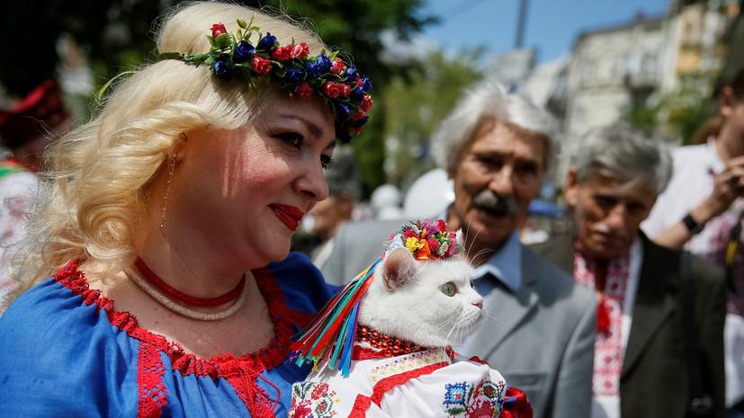 Генная модификация: как украинцы отказываются от своей принадлежности к славянам