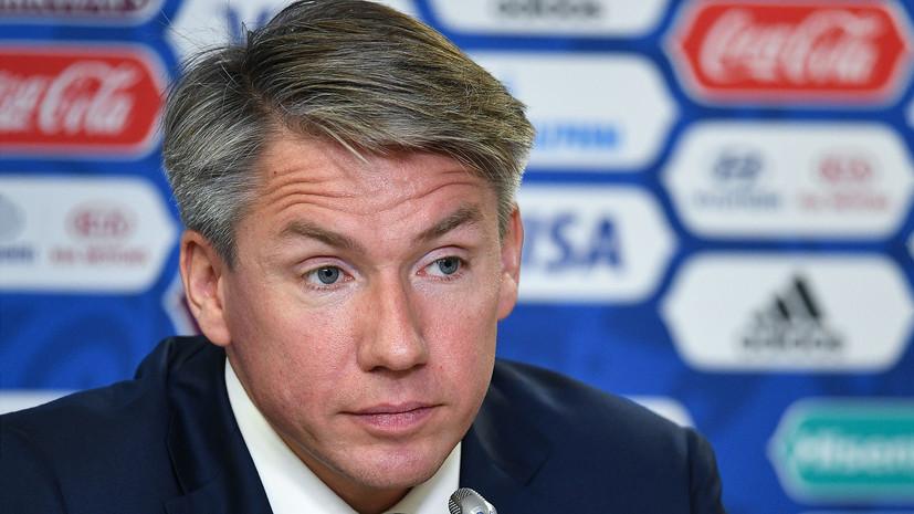 Сорокин дал пресс-конференцию по итогам группового этапа»