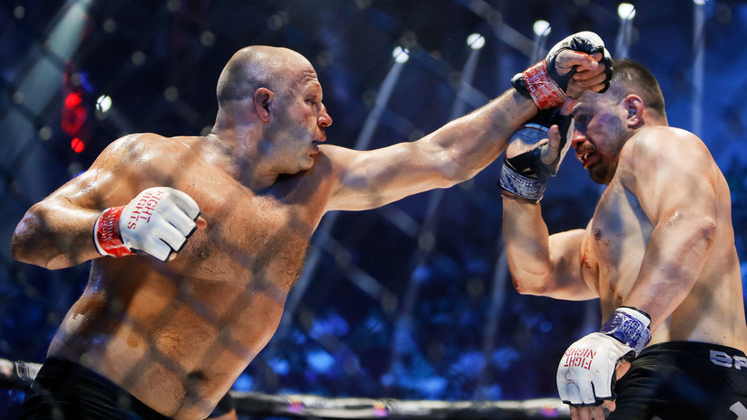 Зачем британский боец обвинил Емельяненко в употреблении допинга