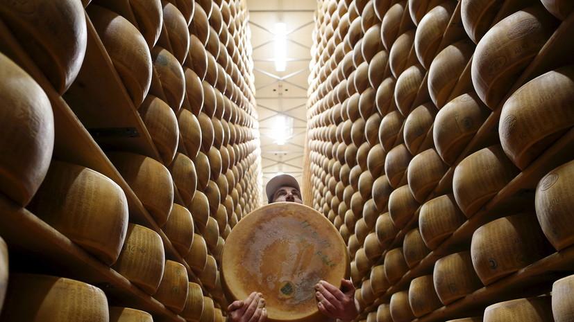 Вкус санкций: Россия продлила продовольственное эмбарго в отношении ряда западных стран