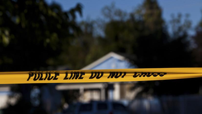 Открывший стрельбу в больнице Нью-Йорка скончался