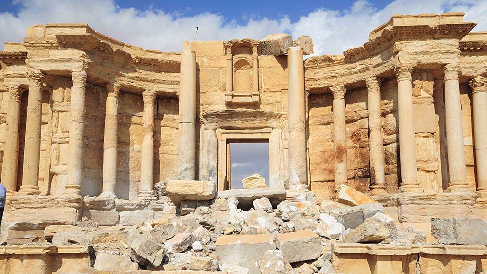 Террористический транзит: могут ли боевики ИГ прорваться из Ракки в Пальмиру
