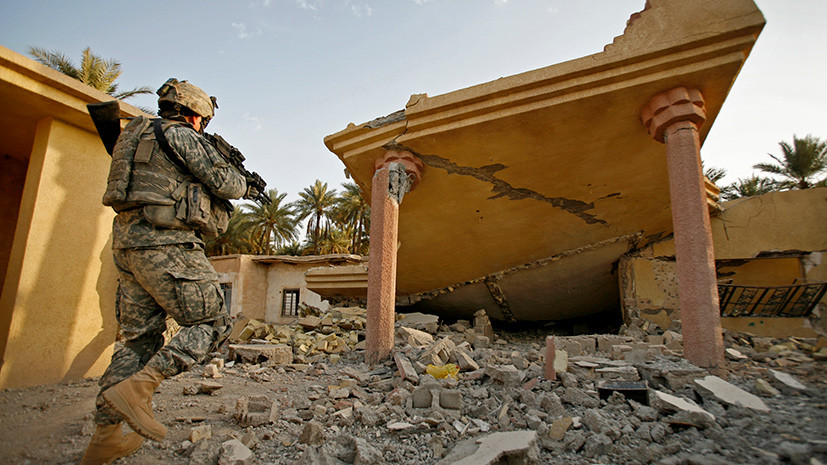 Получите, распишитесь: Госдеп «просто так» отдал выделенные на помощь Ираку $3 млн