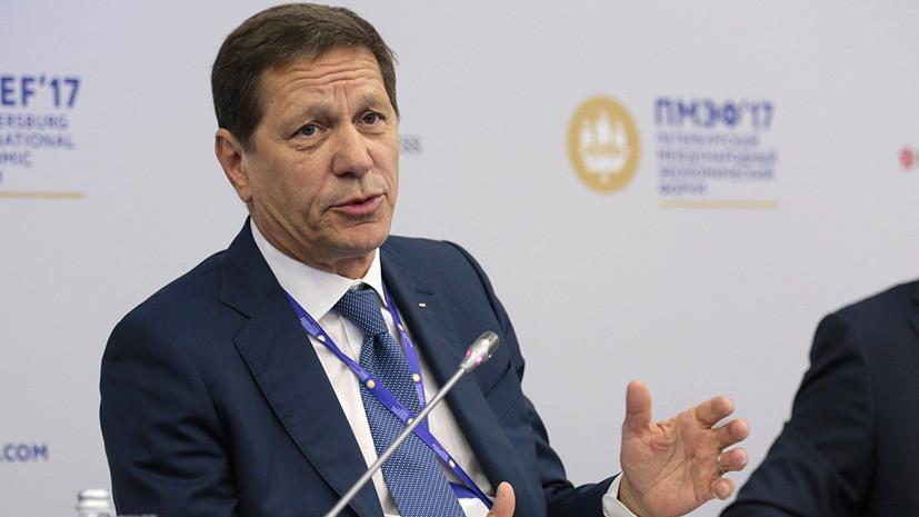«Россия может провести летние Олимпийские игры — 2028»: Жуков выступил на ПМЭФ