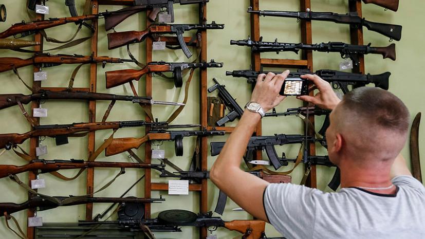 Игра с огнём: что ждёт Украину после принятия закона о свободном обращении оружия