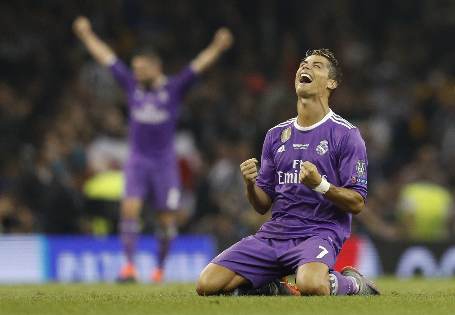 Защита на отлично: «Реал» во второй раз подряд выиграл Лигу чемпионов