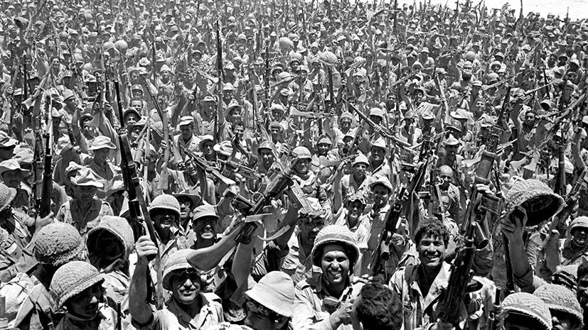 Маленькая и судьбоносная: как Шестидневная война перекроила карту Ближнего Востока