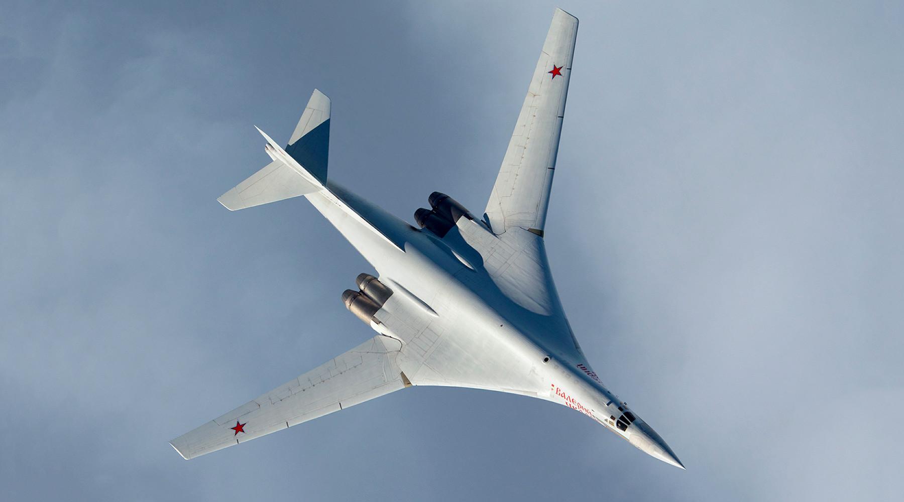 как Минобороны возрождает производство легендарного бомбардировщика Ту-160