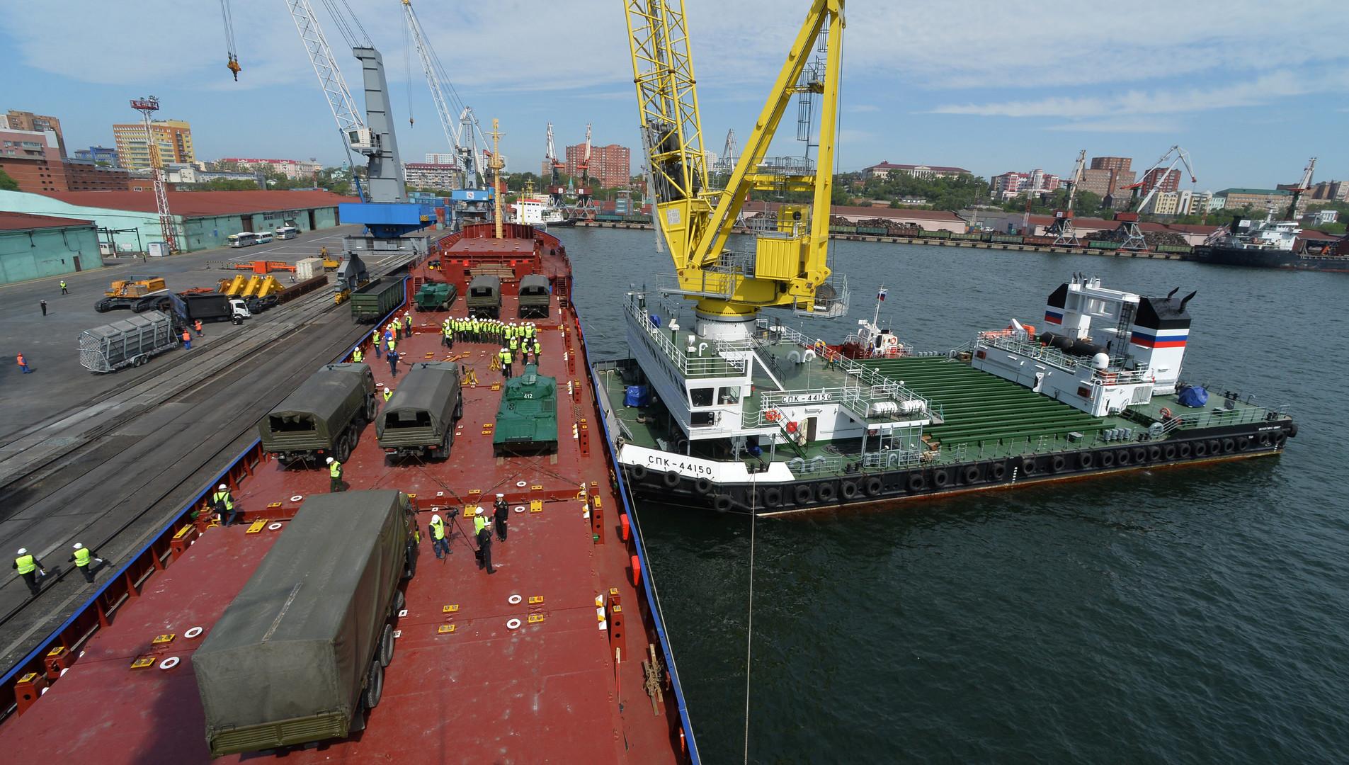 США объявили поиск компаний для обеспечения военных кораблей в русских портах