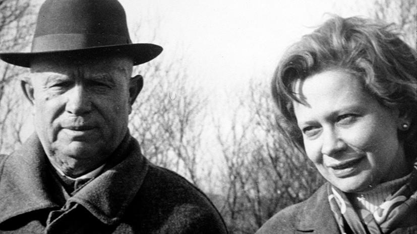 Дочь и внучка первого секретаря: Юлия Хрущёва погибла под колёсами поезда в Москве