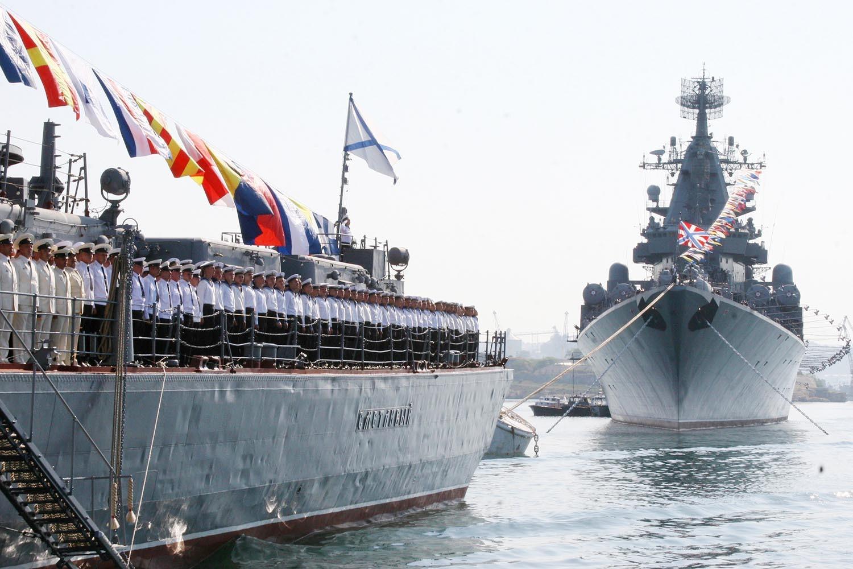 Модернизация ВМФ
