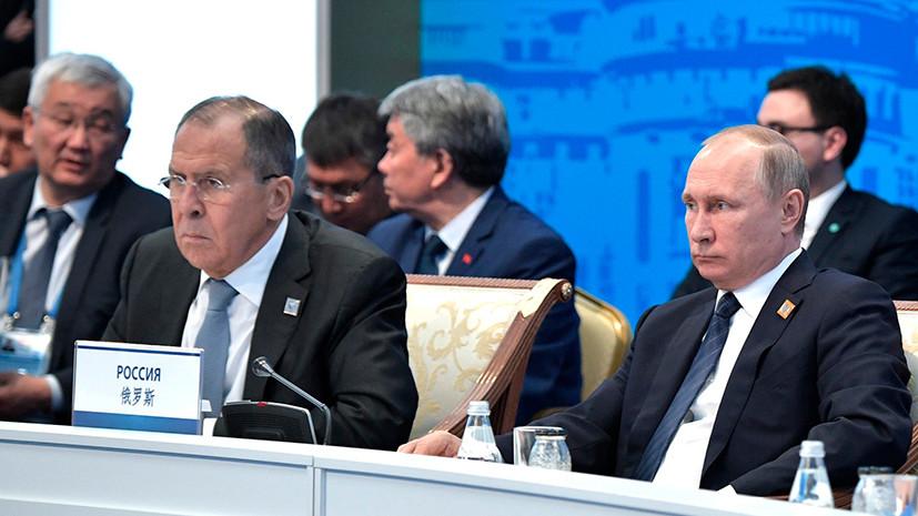 Скрытая угроза: Путин заявил о планах ИГ дестабилизировать южные регионы России