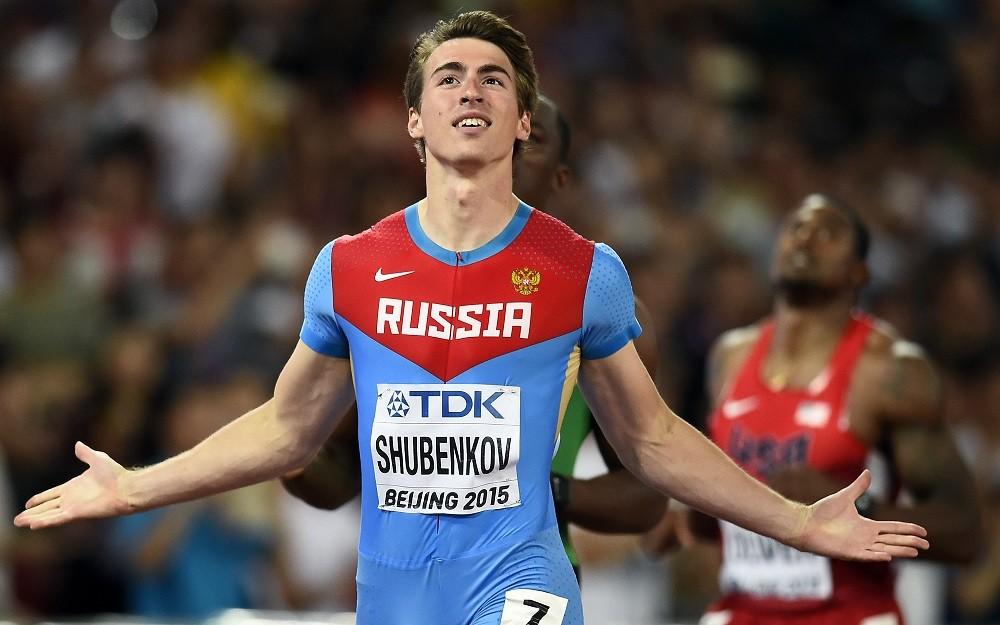 «Соперники рады видеть меня на беговой дорожке, косых взглядов нет»: Шубенков о выступлении под нейтральным флагом