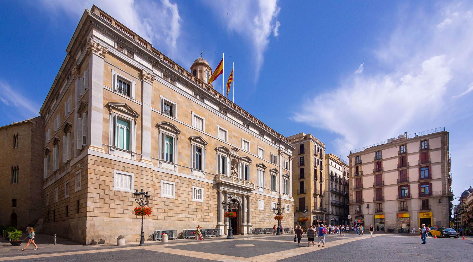 Европейские цепи: готова ли Каталония отделиться от Испании
