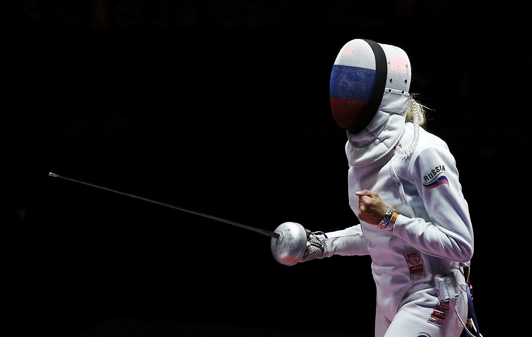 Туше: в WADA объяснили, почему было прекращено расследование в отношении 27 российских фехтовальщиков
