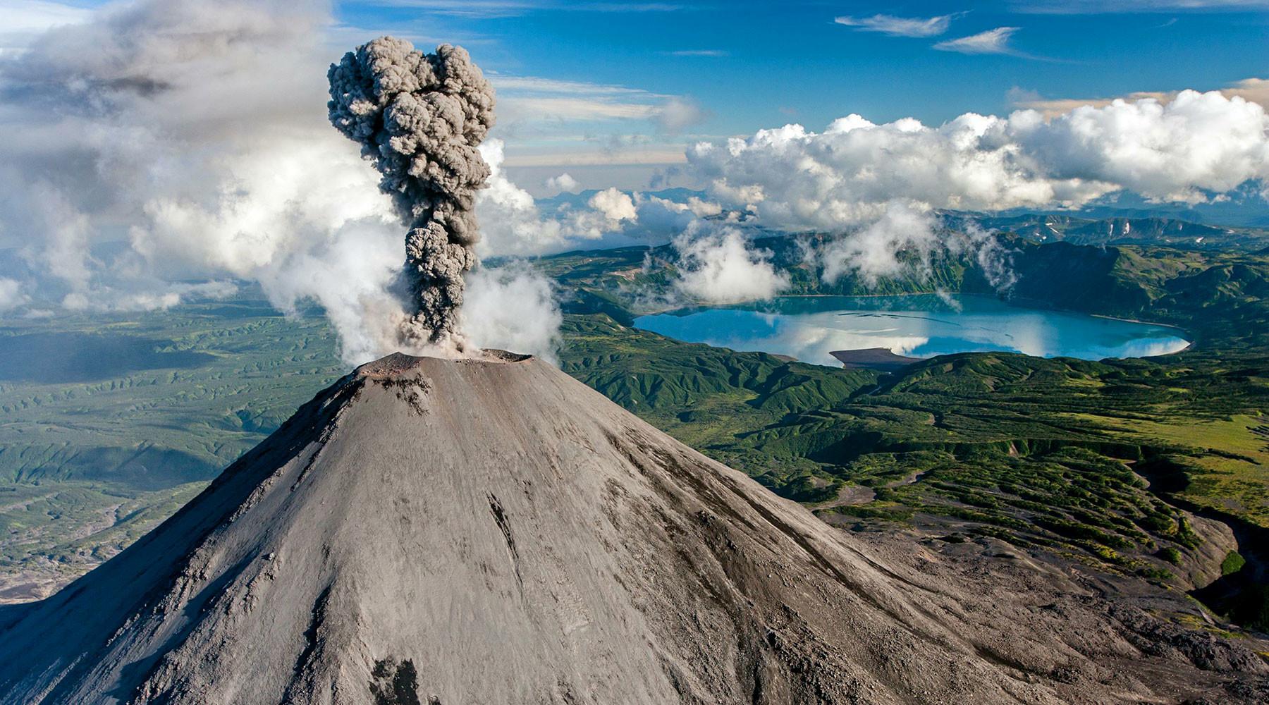 Власти анонсировали создание туристического кластера на Камчатке