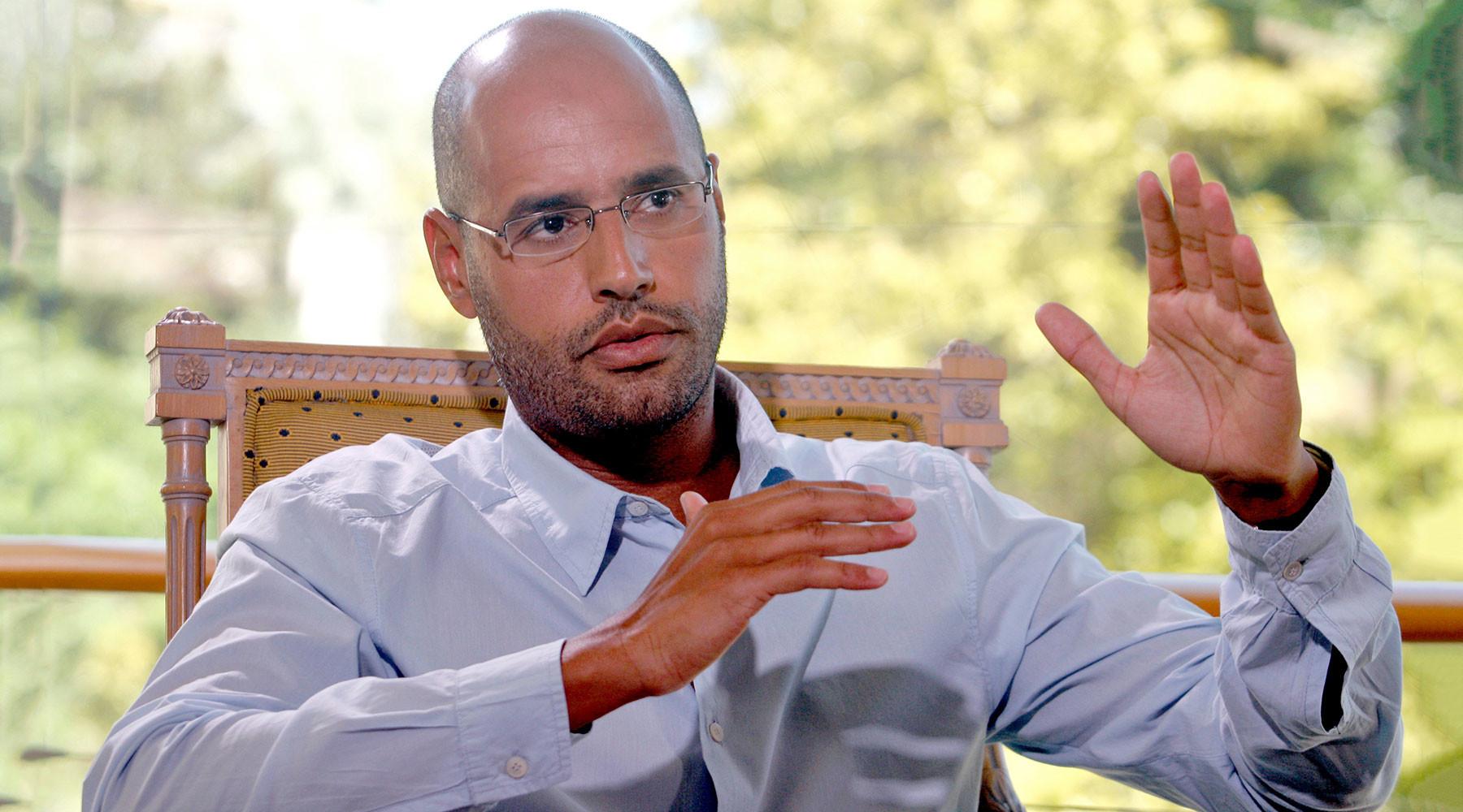 «Мир ждут большие сюрпризы»: сына Каддафи Саифа аль-Ислама освободили по амнистии