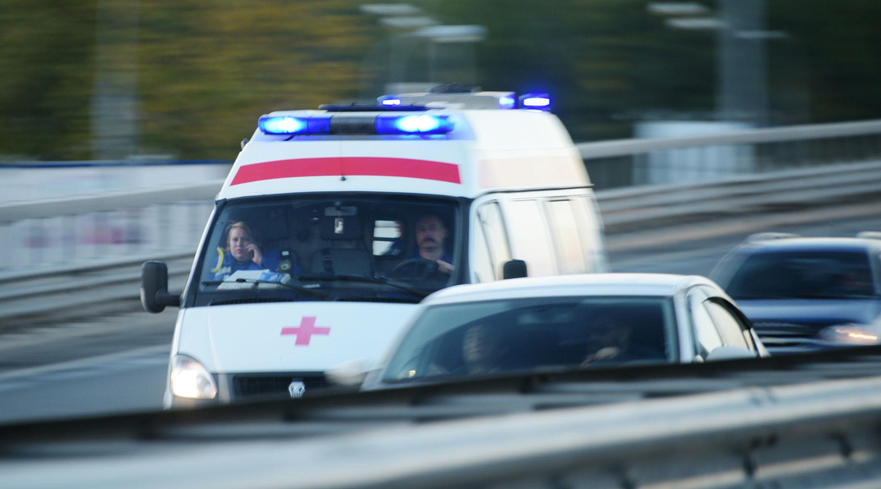 Источник: в ДТП с автобусом в Забайкалье погибли восемь человек