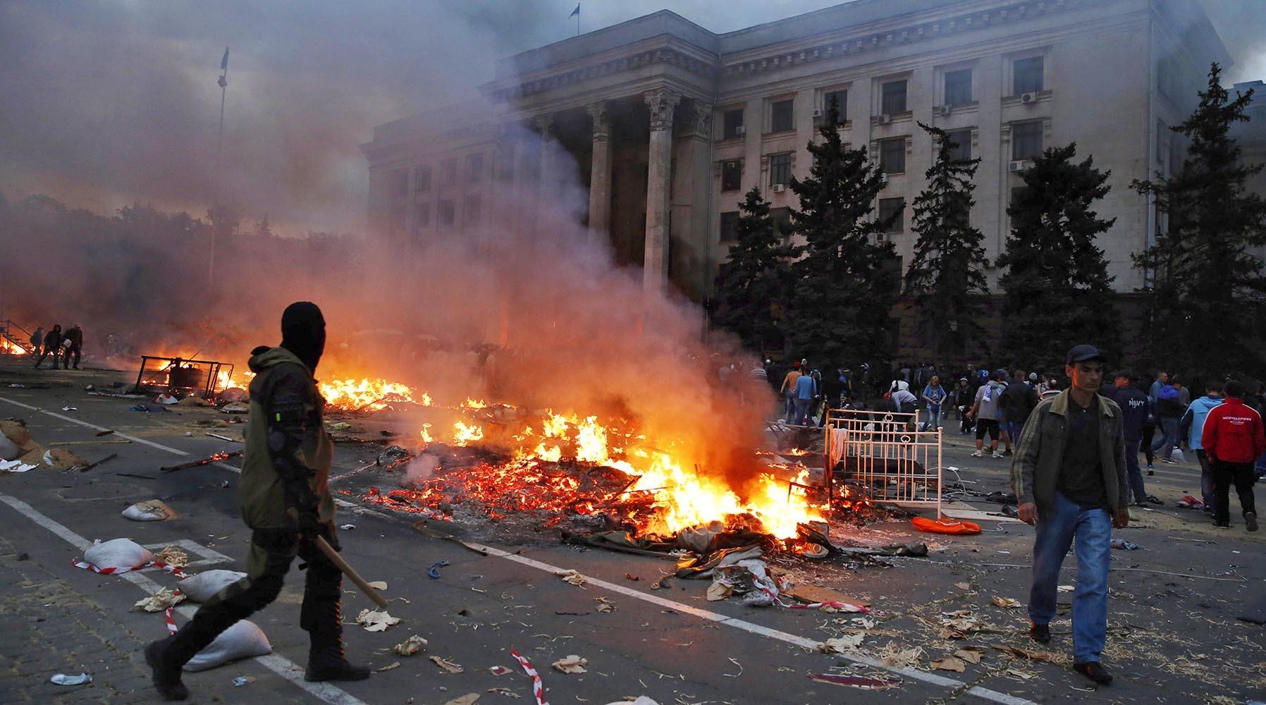 Одесса без прогресса: в ООН заявили о стагнации расследования трагедии в Доме профсоюзов