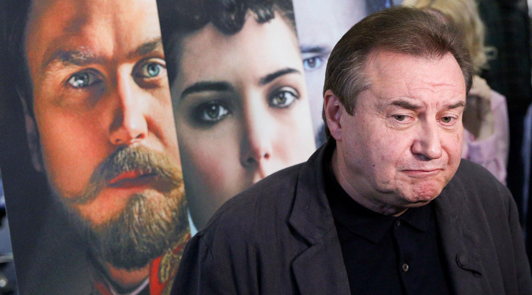 Алексей Учитель в интервью RT»