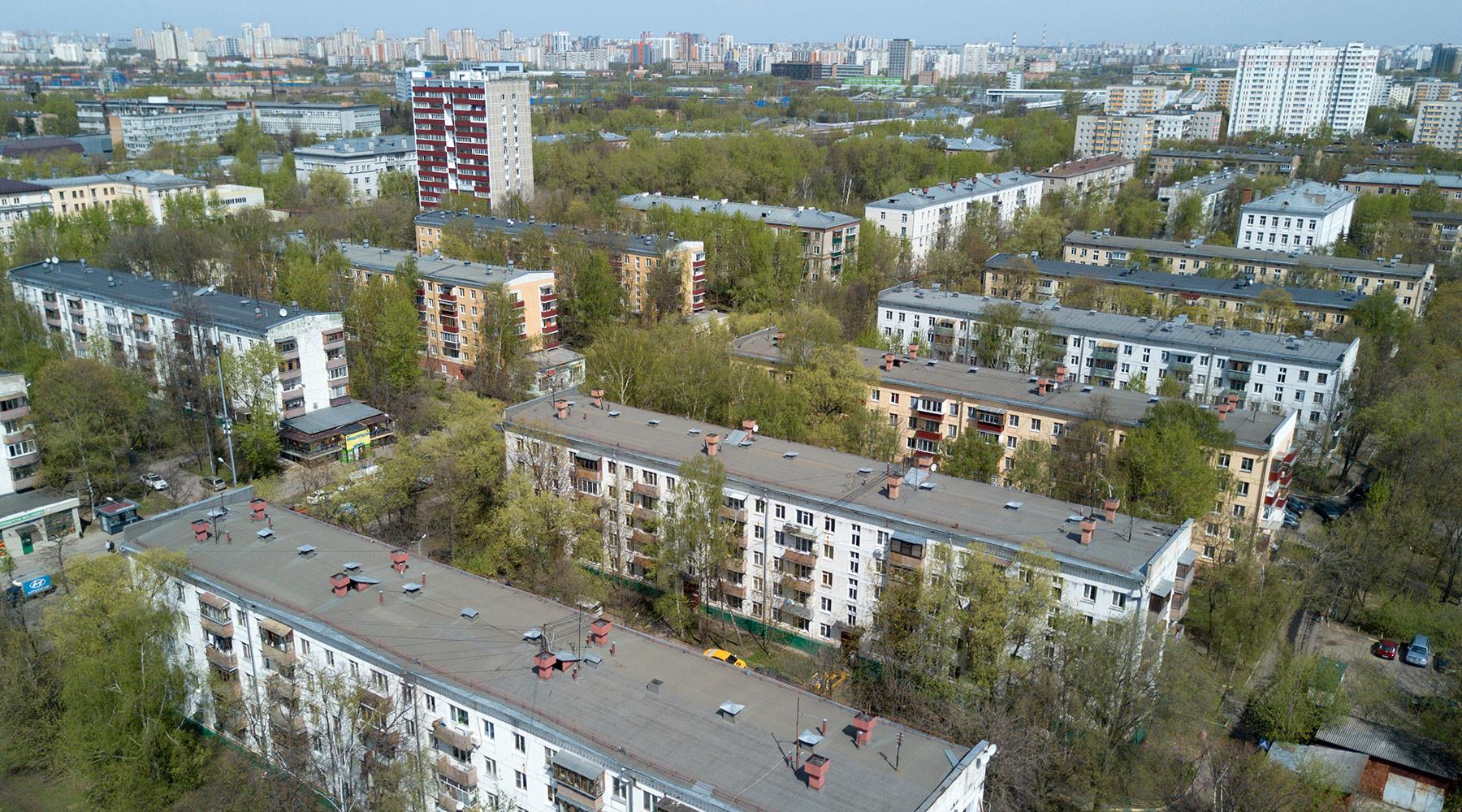 Дома лучше: Госдума одобрила закон о реновации в третьем чтении