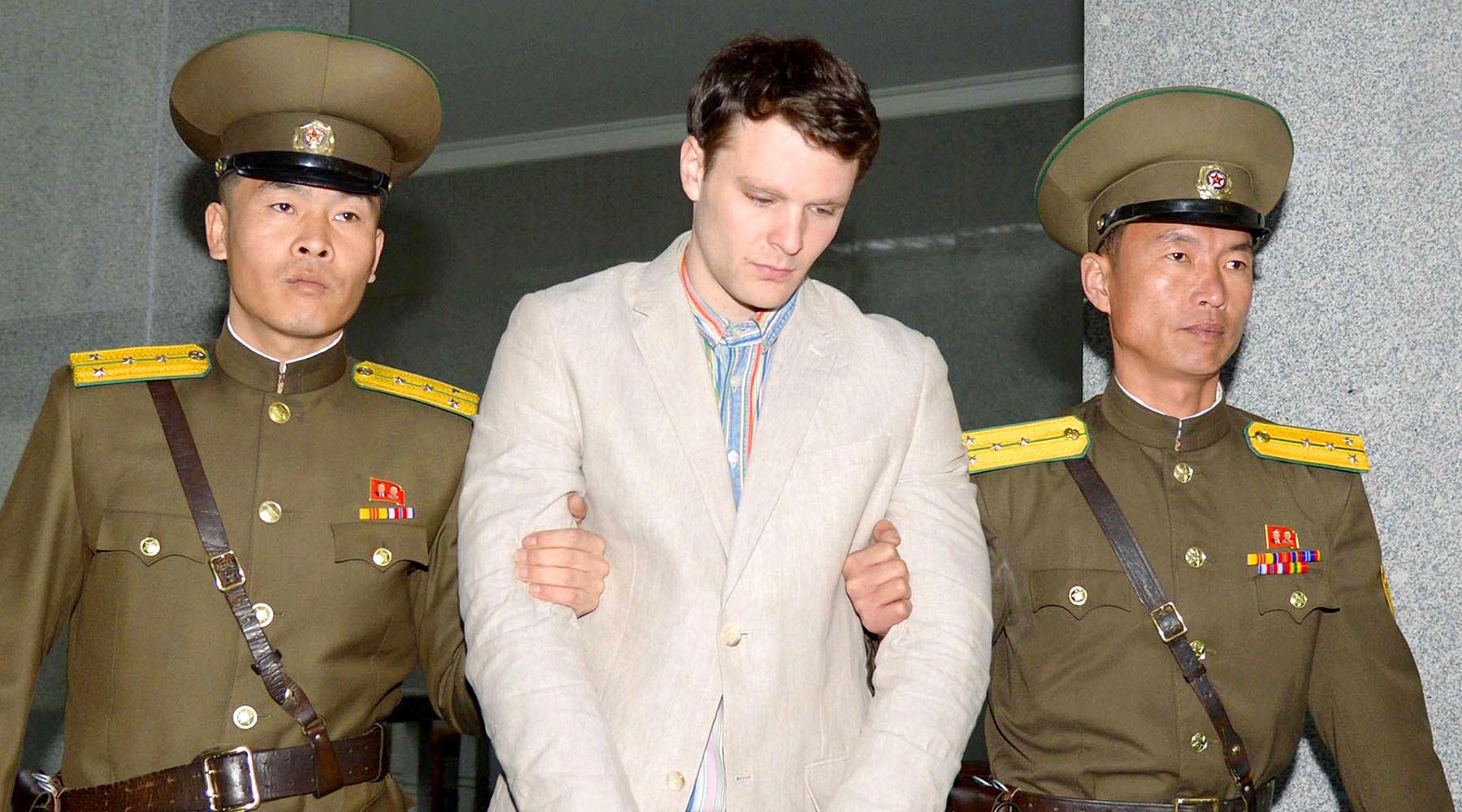 зачем граждане США едут в Северную Корею»