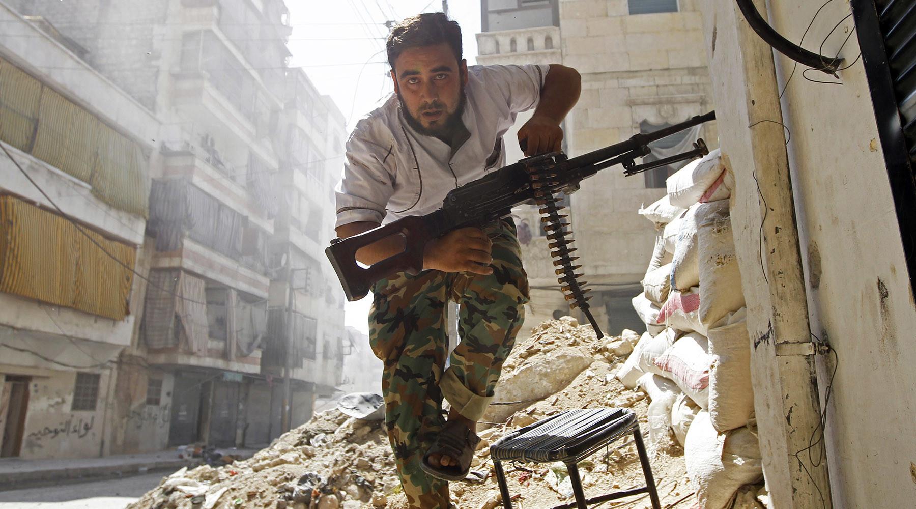Летальные спецэффекты: как США применяют белый фосфор в Сирии