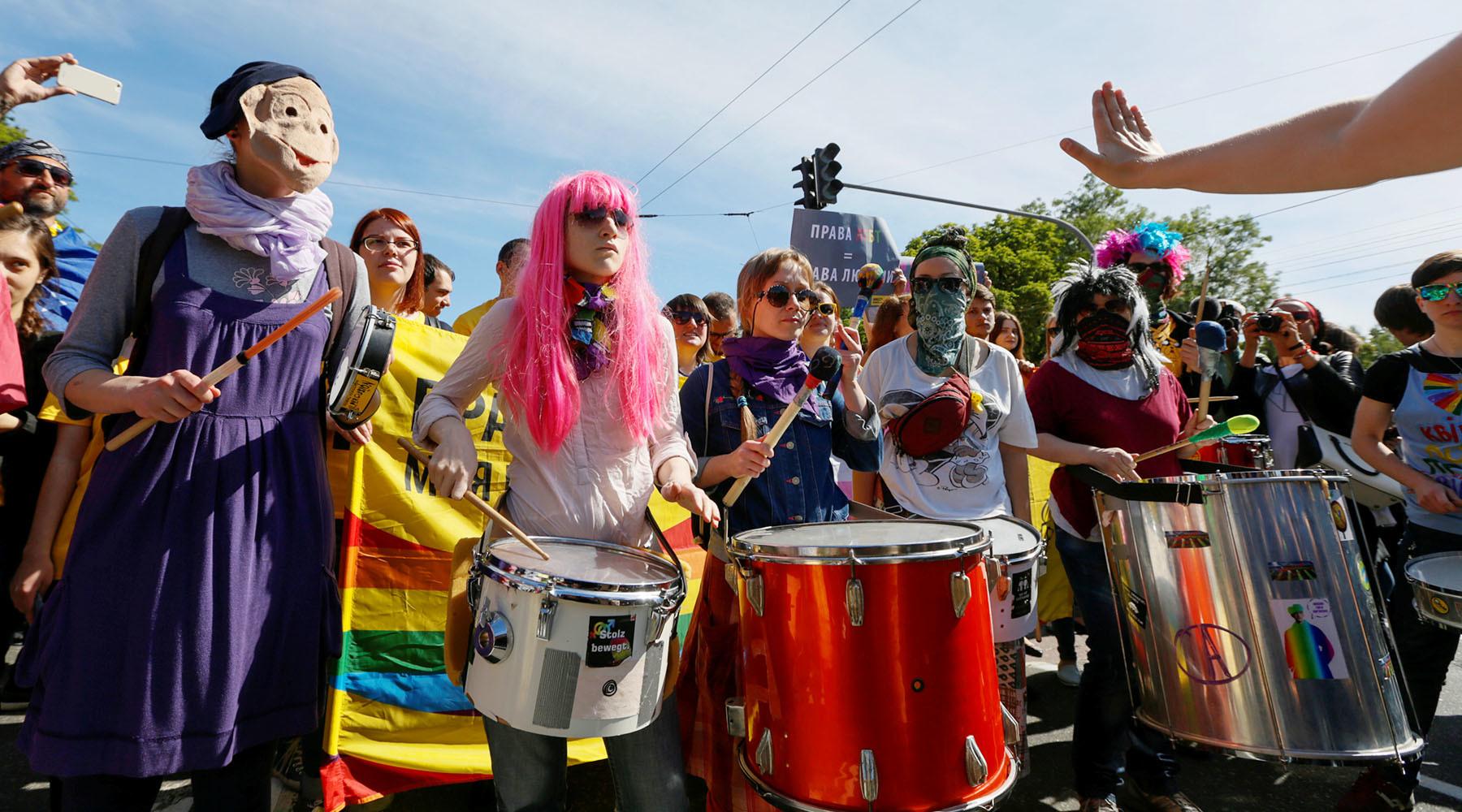 в США хотят предложить ЛГБТ из России ускоренное получение статуса беженцев