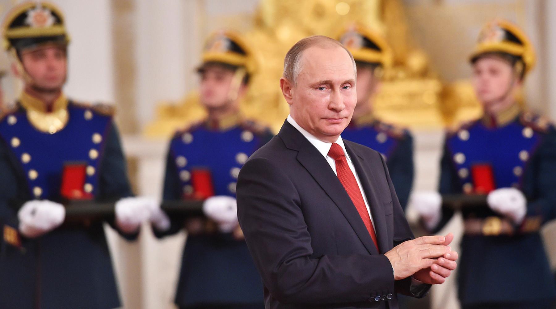 «Надежда есть всегда»: Путин о возможности улучшения отношений России и США
