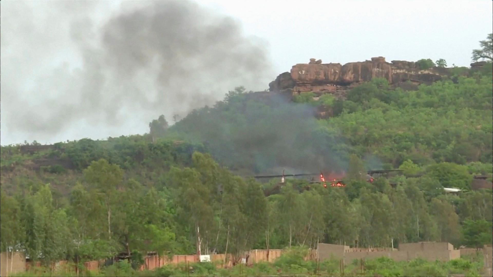 В Мали совершено нападение на туристический лагерь, есть погибшие
