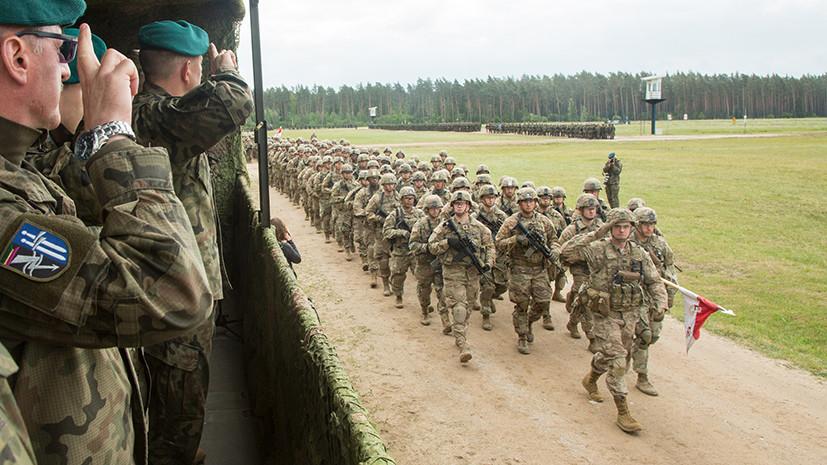 Bildergebnis für Широкомасштабные военные учения НАТО начались у северных границ России
