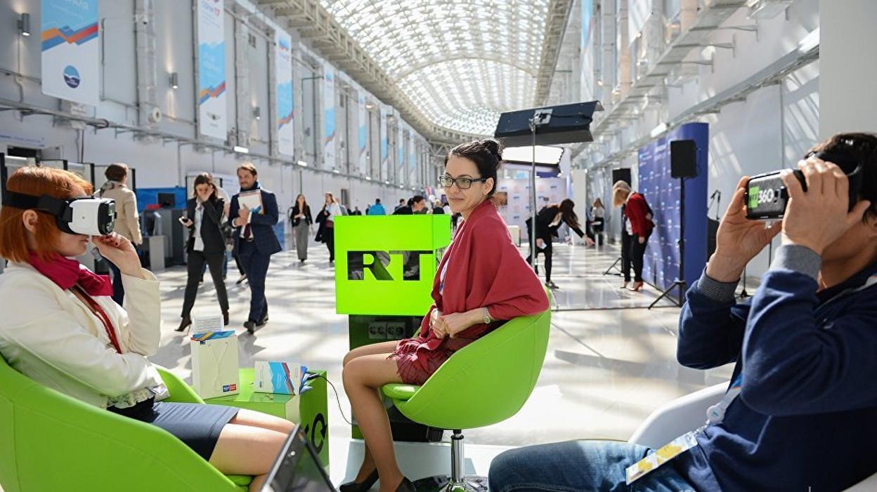 RT первым из СМИ представит VR-фильм в рамках ММКФ