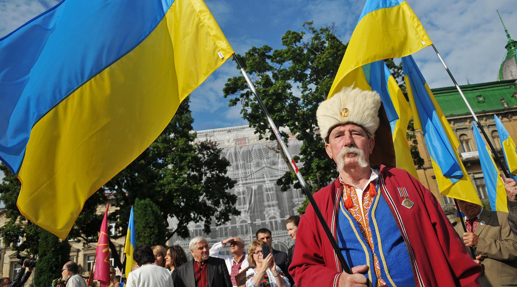 100 лет «битвы за независимость»: сможет ли Украина стать суверенным государством
