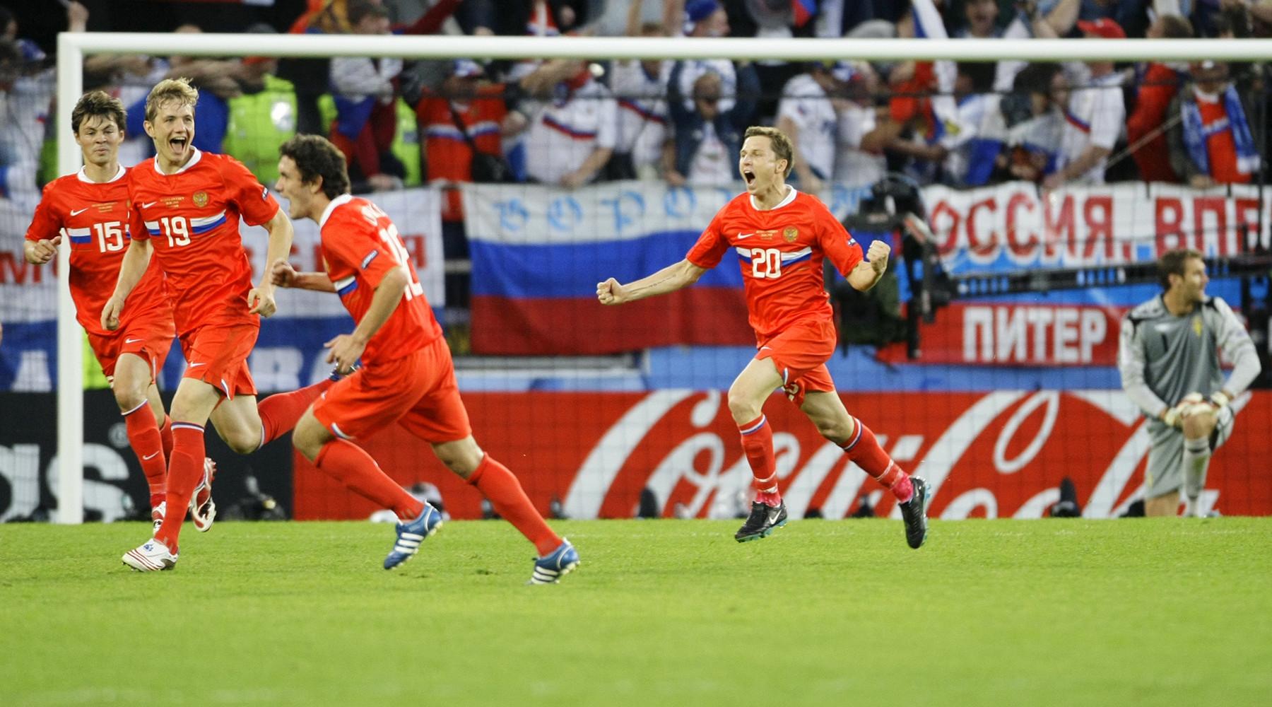 Как сборная России по футболу заканчивала групповые этапы крупных турниров