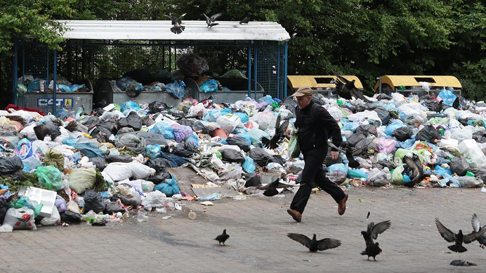 Ссора из-за сора: почему во Львове не могут справиться с мусорным кризисом