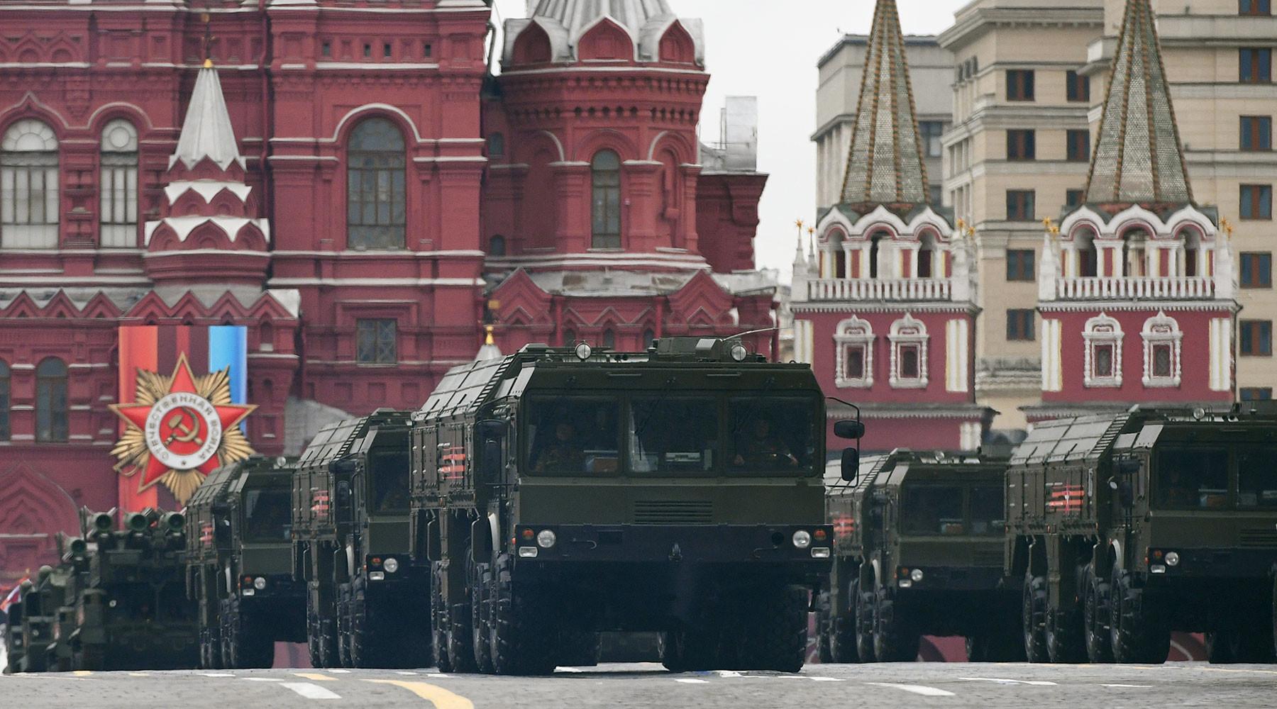 в НАТО обеспокоены российской военной мощью»