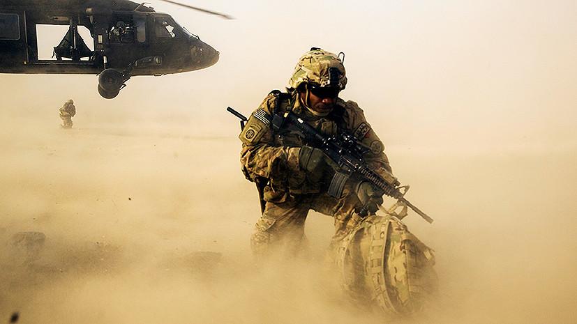 Химатака как предчувствие: в США просят применить против Сирии дополнительную военную силу