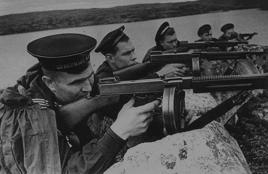 почему нацисты не смогли захватить советское Заполярье»