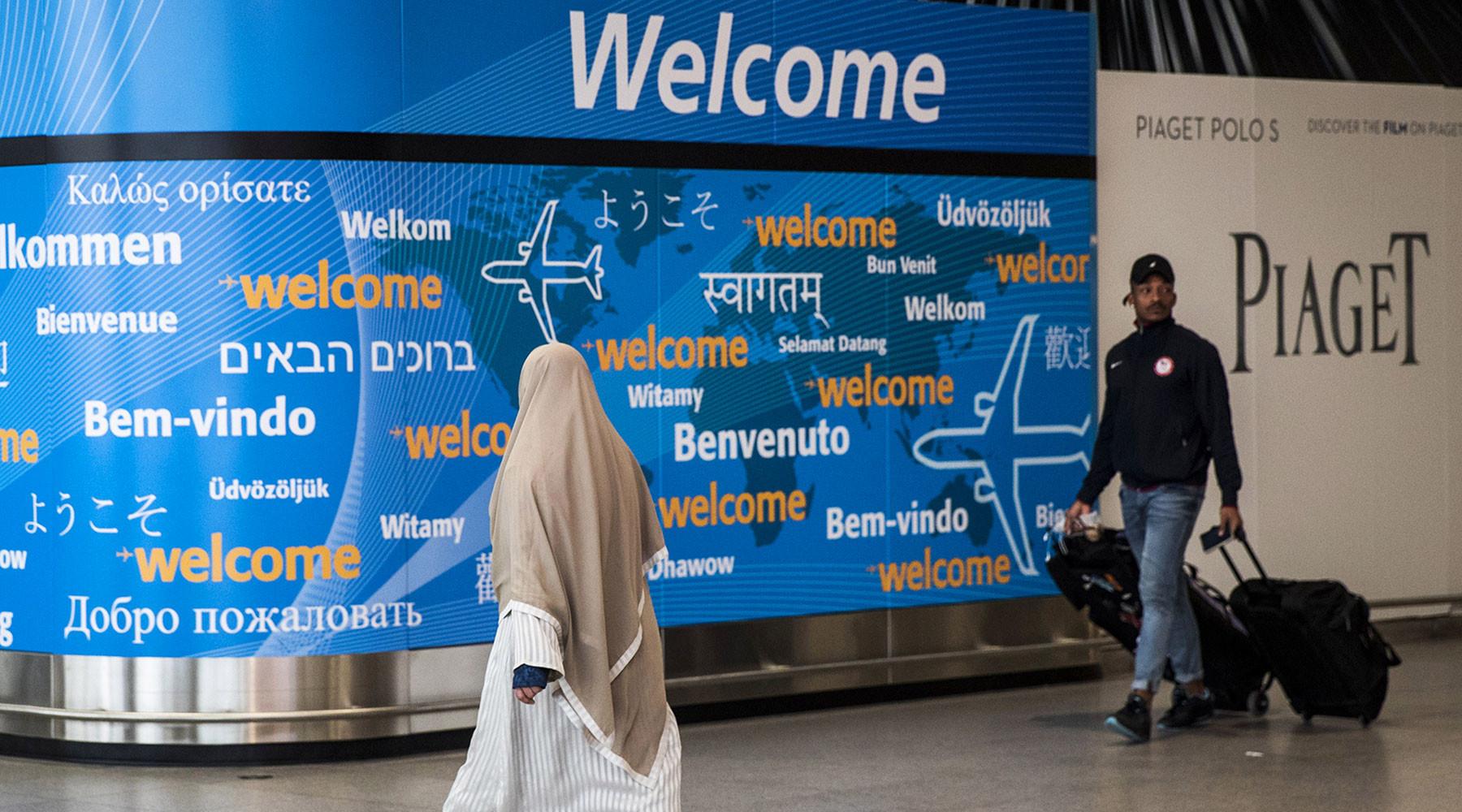США проверят родственников соискателей виз из шести мусульманских стран»