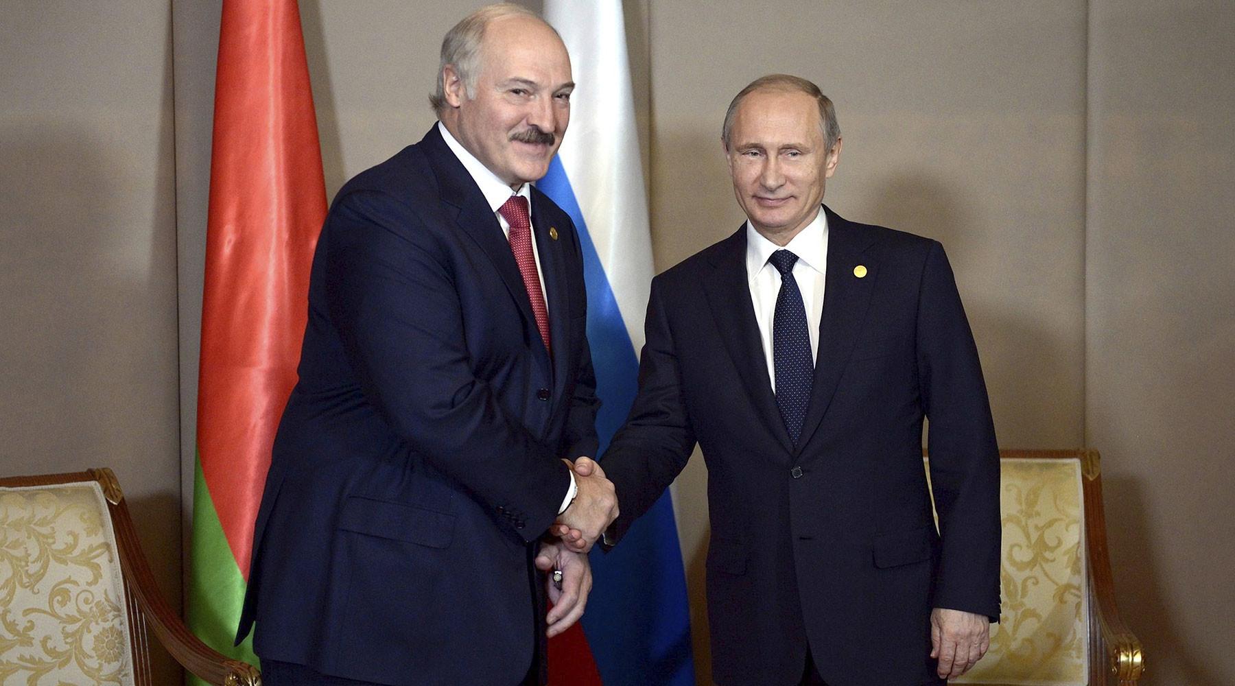 Союзный совет: какие острые вопросы обсудят Путин и Лукашенко
