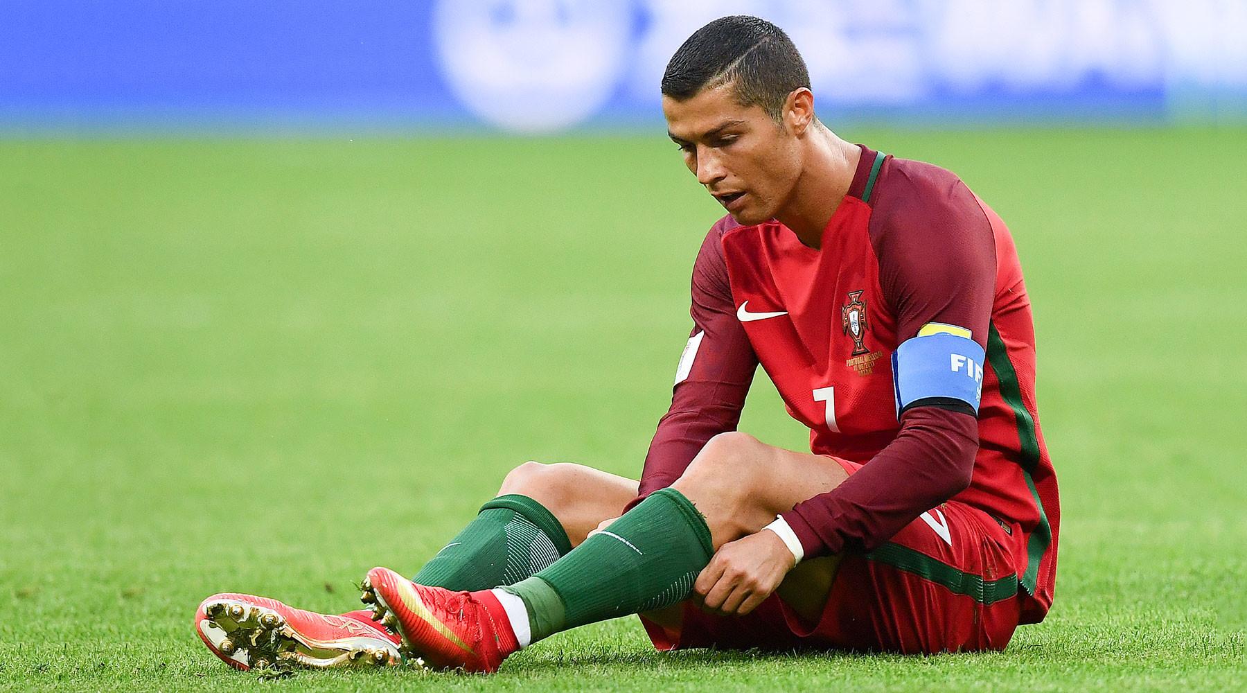 чем португалец запомнился на Кубке конфедераци